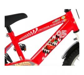 Bicicleta E&L Disney Cars 16 inch
