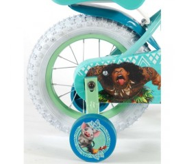 Bicicleta copii E&L Disney Vaiana 12 inch
