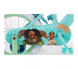 Bicicleta copii E&L Disney Vaiana 14 inch