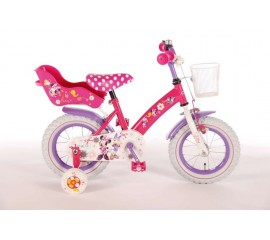 Bicicleta copii E&L Minnie Mouse 12 inch