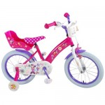 Bicicleta copii E&L Minnie Mouse 16 inch