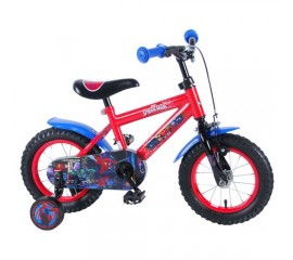Bicicleta copii E&L Spiderman 12 inch