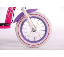 Bicicleta fara pedale Minnie Mouse 12 inch
