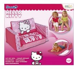 Canapea Extensibila Hello Kitty