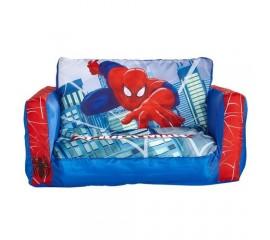 Canapea gonflabila extensibila Spiderman