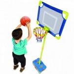 First Basketball - Panou baschet pentru copii cu minge inclusa