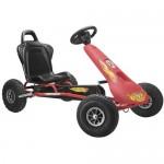 Kart cu pedale Air Racer Rosu