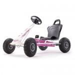 Kart cu pedale Air Runner Flower