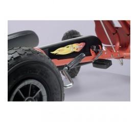 Kart cu pedale Air Runner Rosu