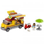 Furgoneta de pizza LEGO City