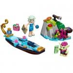 Gondola Naidei si hotul spiridus LEGO Elves