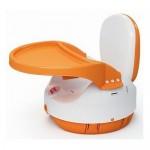 Inaltator scaun Artu Portocaliu - OKBaby