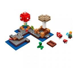 Insula Ciupercilor LEGO Minecraft