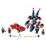 Iron Man: Atacul lui Detroit Steel LEGO Superheroes
