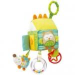 Jucarie cub cu sunete Padure - Brevi Soft Toys