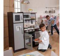 Bucatarie pentru copii KidKraft - Uptown Espresso