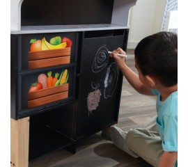 Bucatarie pentru copii Artisan Island Toddler - KidKraft