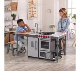 Bucatarie pentru copii Chef's Cook N Create Island - KidKraft
