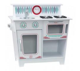 Bucatarie pentru copii KidKraft Classic Kitchenette - Alb