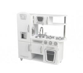 Bucatarie pentru copii KidKraft - Vintage White