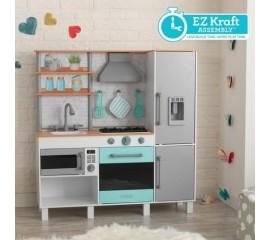Bucatarie pentru copii Gourmet Chef Play Kitchen - KidKraft