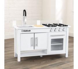 Bucatarie pentru copii Little Cook's Work Station Kitchen - KidKraft