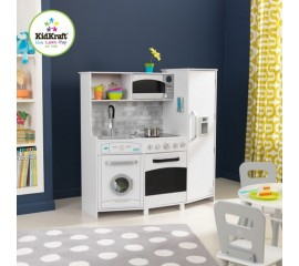 Bucatarie pentru copii cu sunete si lumini Large Play - KidKraft