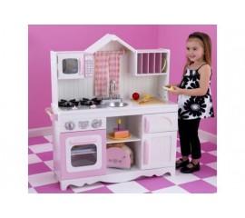 Bucatarie pentru copii KidKraft - Modern Country Kitchen