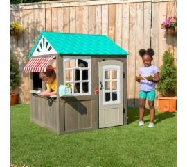 Casuta de joaca Coastal Cottage Playhouse - KidKraft