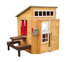 Casuta de joaca pentru gradina Modern Playhouse - KidKraft