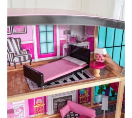Casuta pentru papusi Shimmer Mansion - KidKraft
