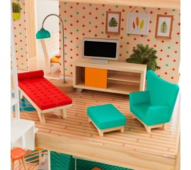 Casuta pentru papusi So Stylish Mansion - KidKraft