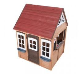 Casuta de joaca din lemn Fairmeadow - KidKraft