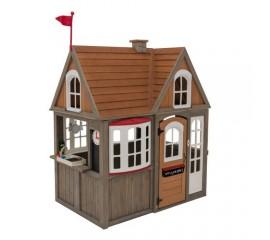 Casuta de joaca din lemn - Greystone Cottage - KidKraft
