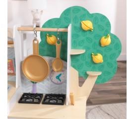Bucatarie pentru copii Happy Harvest Play Kitchen - KidKraft
