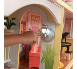 Casuta pentru papusi Lola Mansion - KidKraft