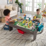Masa de joaca 2 in 1 My Own City Vehicle And Activity Table