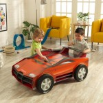 Pista pentru masinute Speedway Play N Store Activity Table