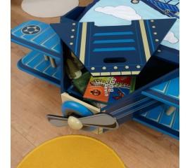 Patut copii in forma de avion - KidKraft