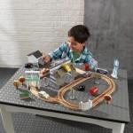 Set de joaca Cars 3 cu 50 piese - Thomasville Track Set