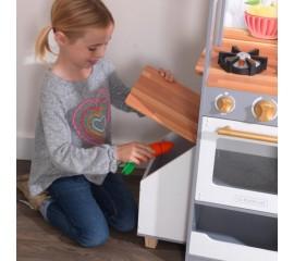 Bucatarie pentru copii cu lumini si sunete Terrace Garden - KidKraft