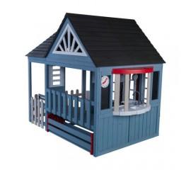 Casuta de joaca Timber Trail Wooden Playhouse - KidKraft