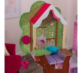 Casuta pentru papusi Treehouse Retreat Mansion - KidKraft
