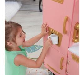 Bucatarie pentru copii Vintage Pink & Gold - Editie Limitata - KidKraft
