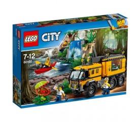 Laboratorul mobil din jungla LEGO City