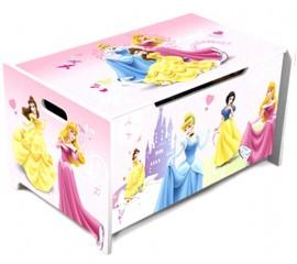 Ladita din lemn pentru depozitare jucarii Disney Princess