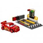 Lansatorul de viteza Fulger McQueen™ LEGO Juniors
