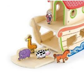 Arca lui Noe - Jucarie educativa