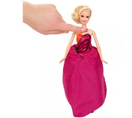 Barbie papusa Mariposa