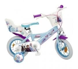 Bicicleta 12 inch Frozen 2 - Toimsa